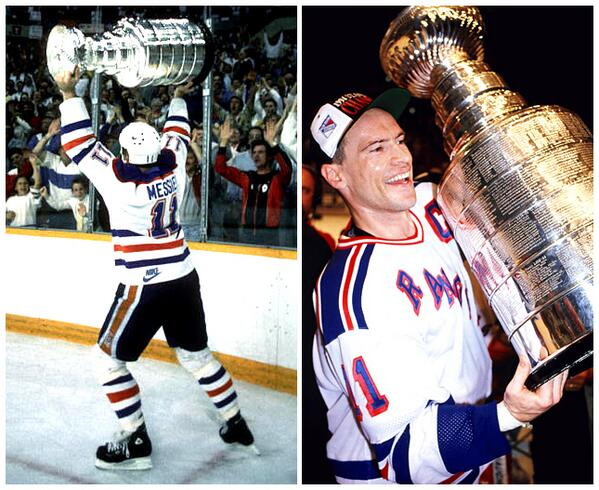 Today marks the 22nd anniversary of the #Oilers dealing Mark Messier to New York on Oct. 4, 1991. #FlashbackFriday http://t.co/Qml9w8YfQG