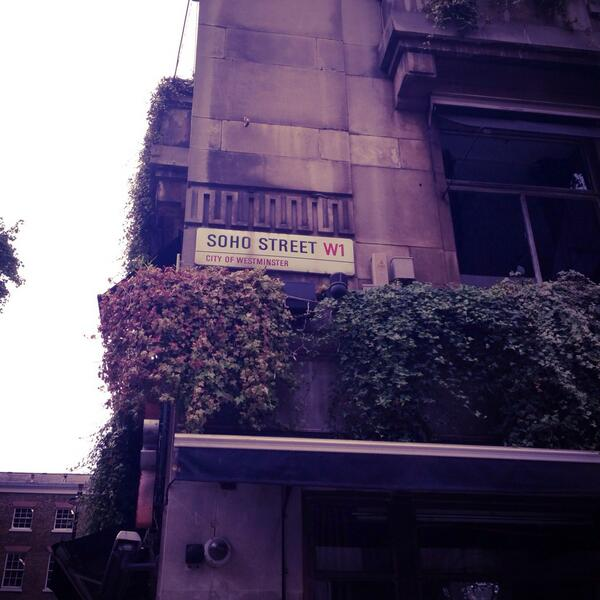 Our home! #soho http://t.co/WiYjb2YwH3