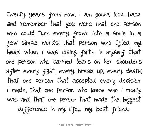 Twenty years from now. Love you, bestfriend http://t.co/ex8SJrFZXF