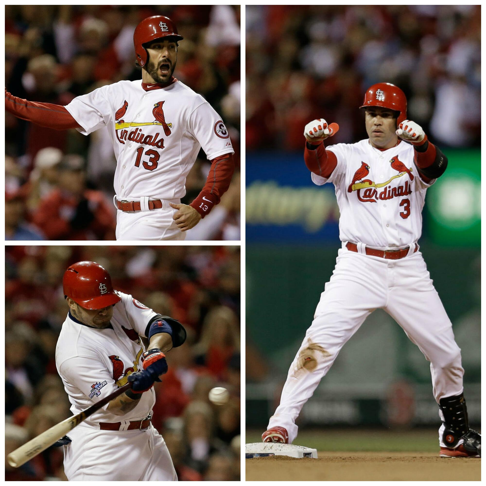 The @Cardinals tagged Clayton Kershaw for his first 4-run inning since July 2012. Yes, it was that long ago. #NLCS http://t.co/bnYrkh2Nhs