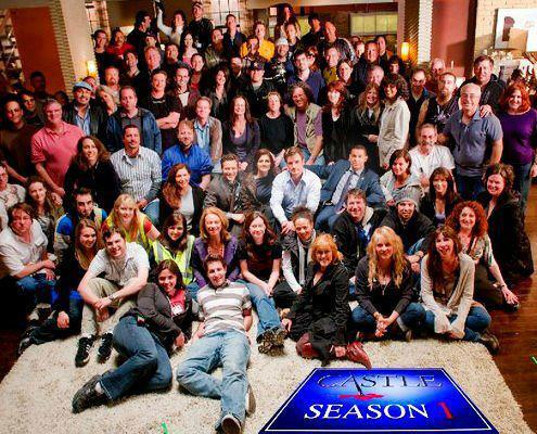 RT @LucieAlways: #Castle Cast and Crew http://t.co/aedUwxXfoo