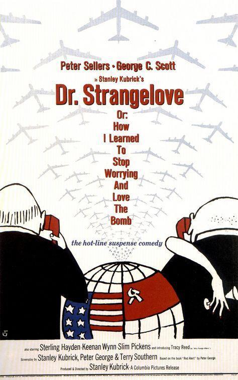 RT @CondensadorFL: #PostersVintage '¿Teléfono rojo? Volamos hacia Moscú' (1964) http://t.co/FjjmuSzazv