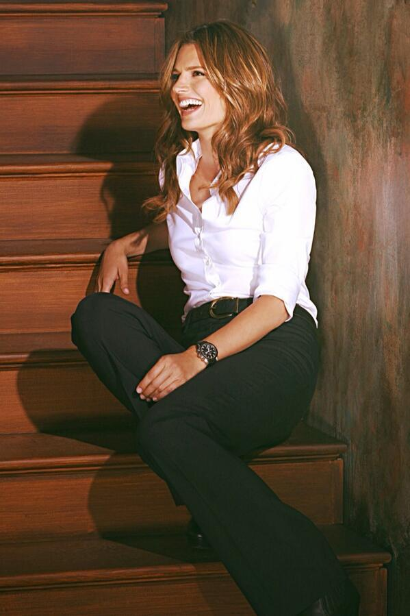 RT @KammyLewis: OH MY WORD #Castle  promo pic http://t.co/gYnuW5h6nB