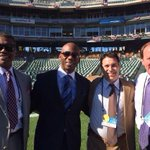 RT @FSDwakiji: Well-dressed men of FOX Sports Detroit, @RodAllen12, @CMo_27, @ShepMatt, & @JohnKeatingFSD. #Tigers http://t.co/jgGycOv6Vw