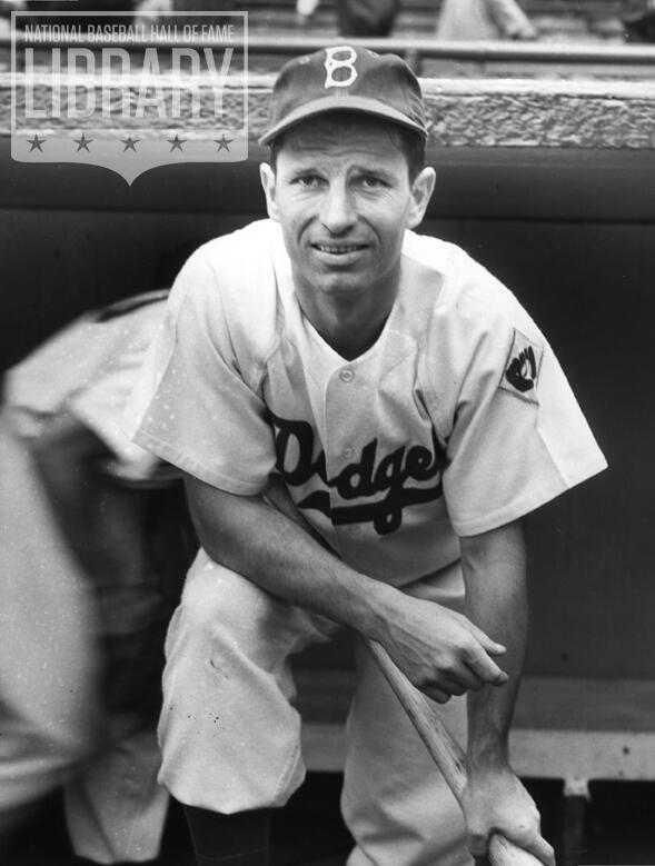 The Hall of Fame remembers former #Cubs, #Dodgers and #Braves outfielder Andy Pafko, who passed away on Tuesday. http://t.co/26Ifv1Wb7c