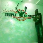 Congrats playa@henrygayle for the new venture.wish u lots of success brotherman.bless