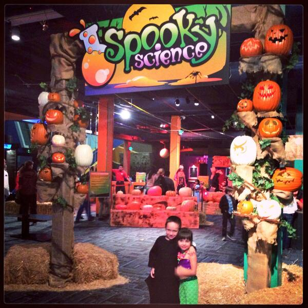 Spooky Science and Ripley's Believe It Or Not at Discovery Cube
