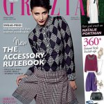 RT @TalentMantra: The absolutely gorgeous @shrutihaasan on the cover of @GraziaIndia October 2013 issue http://t.co/nc59iO1Qjp