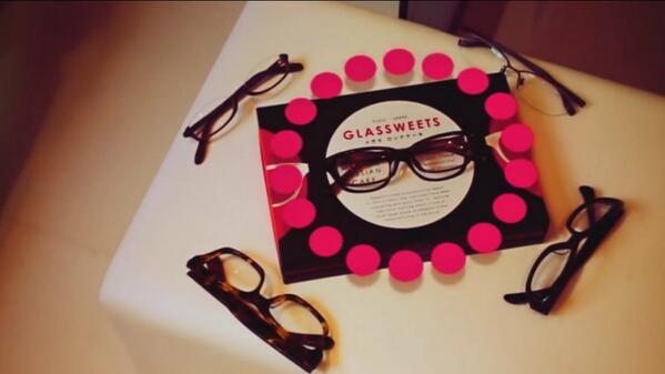 アニメ メガネブ スタートしました〜当社の商品メガネロシアケーキが、オープニングとエンディングにカットインされています。