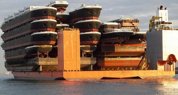 "Holy ship!!! ""@NMMGreenwich: This is a ship-shipping ship, shipping shipping ships. http://t.co/dv6N96MbYa"""
