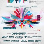 Djakarta Warehouse Project 2013 | Dec 13, 2013 | Feat: David Guetta, Zedd, Alesso, Martin Solveig etc #DWP13 http://t.co/9FNEy24TwE