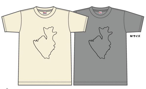 Tシャツつくりました。葛飾区Tシャツです。間に合えば19日のジオラマミュージックフェアで販売します。 http://t.co/5zZB8Nqaao