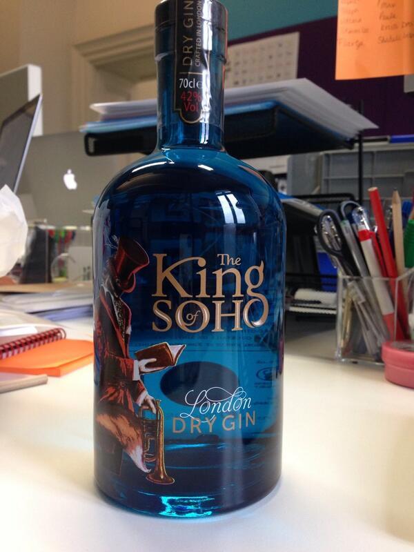 RT @ClancyDevon: Wahhheeeeeyyy the weekend is here and I can't wait to try my @TheKingofSoho gin! Thank-you @gerryswinessoho #loveit http://t.co/M2cyA6Z9BI
