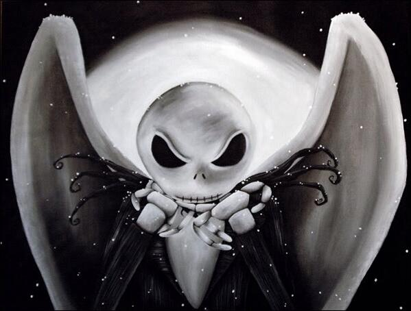 Nightmare Before Christmas http://t.co/IQp5Rhvx7K