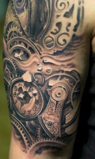 Tattoo by Victor Portugal http://t.co/Yyy4PIRU8v