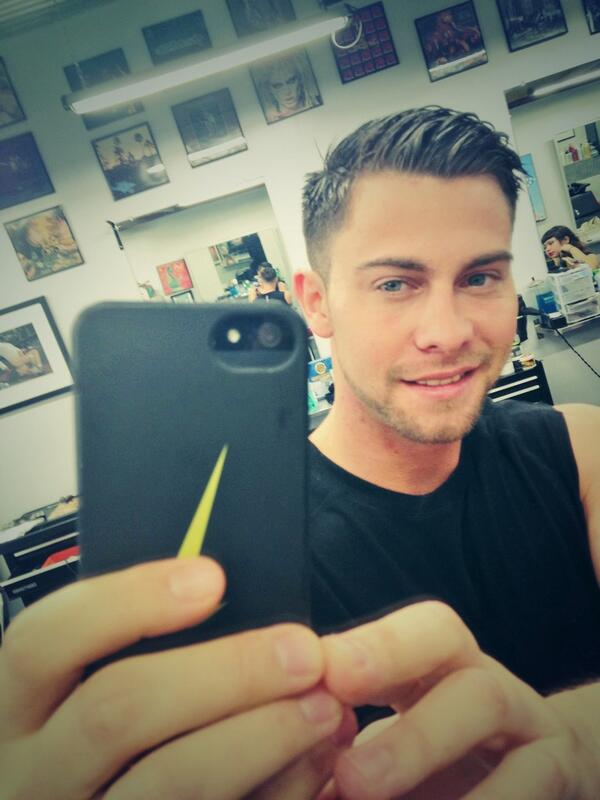 Seth Gamble (@SethGamblexxx): Another fresh cut from @ChopShop818 @davidlordxxx http://t.co/3A6VTNnxnd