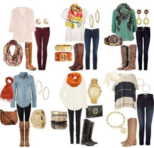 #outfits para toda la semana http://t.co/wVbnSSw1q2
