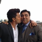 Saakshi is not the only one - RT @ramkapoor1973: @Riteishd brotherly love...LOL!! http://t.co/qtedrKko00