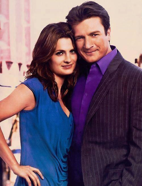 Good Morning everyone and specially my #CastleFamily Have a short but intense Sunday! #Castle is almost here! http://t.co/MXRdskeSsX