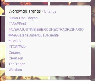 @Frec_Latina @malditaternura #EVDLV Están como tendencia mundial! http://t.co/BvoXjVE7nO