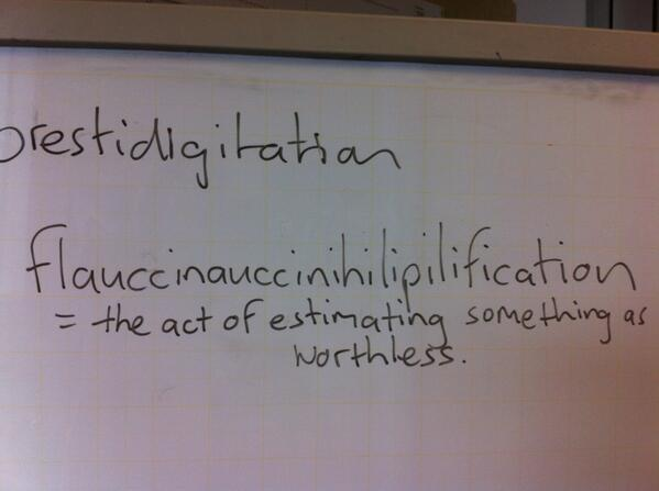 Word of the Day: http://t.co/eDPArgCmie