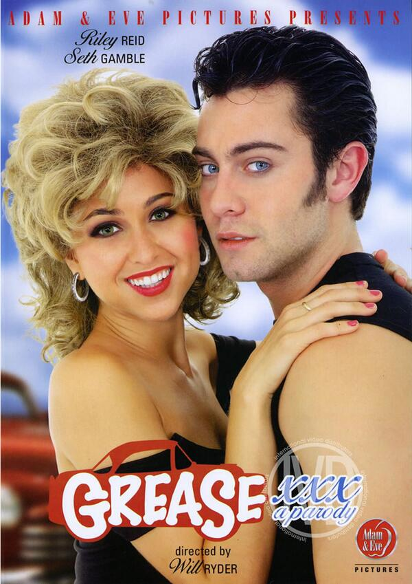 "Seth Gamble (@SethGamblexxx): ""@ExcitementVToys: Coming this Week GREASE XXX PARODY @adamandeve @RileyReidx3 @SethGamblexxx  http://t.co/XoW1kDpylw""hope everyone likes it"
