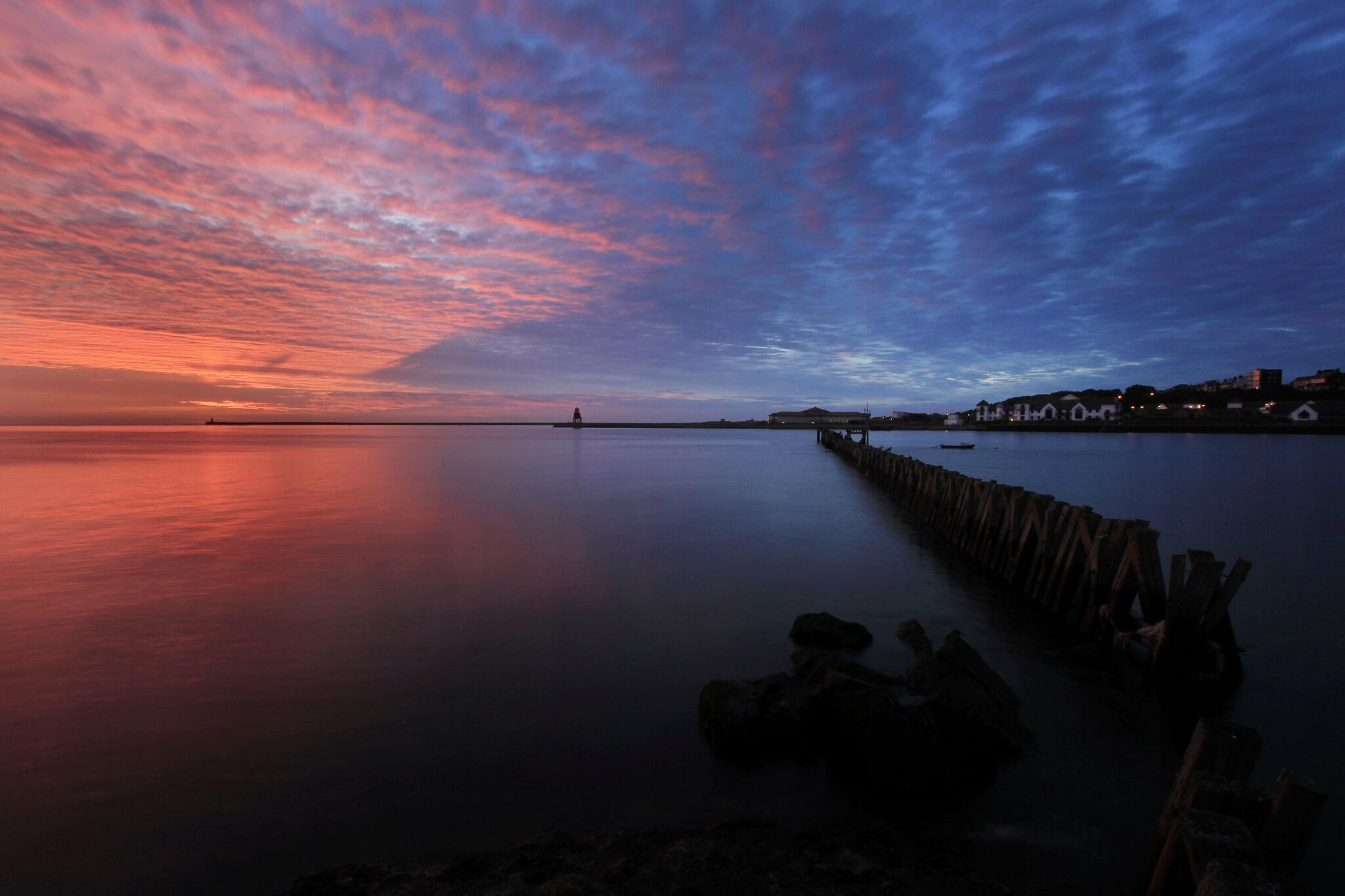 RT @Martbish101: View From North Shields Fish Quay #northeasthour http://t.co/IxQk6gD504