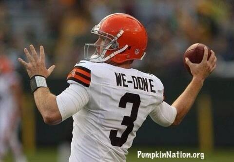 "Now that's creative RT ""@PumpkinNation: Agree or disagree?? #Browns http://t.co/TPUxIpDhTK"""