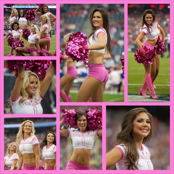 @TexansCheer from Sunday's game! Way to go ladies! #cheerleaders #texans #nfl @HTC_Kelli http://t.co/EtbWsA2RVa