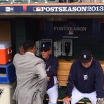 """@FSDwakiji: FOX Sports Detroit's @RodAllen12 gets the story from #Tigers Leyland and Lamont. http://t.co/ew9SKRZys5"" I sure did.."