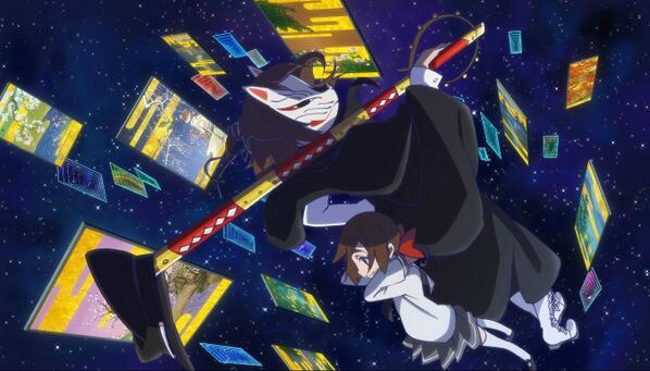 【本日放送!】第二話「やってきたのは妹」TOKYO MXにて本日25:30より放送!主人公コトの幼い頃。是非ご覧ください
