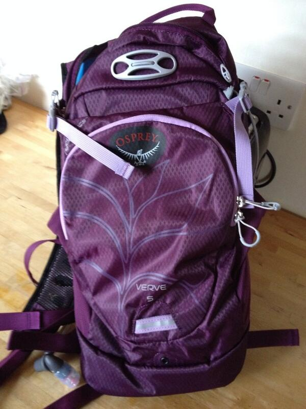 RT @NikkiBartlett1: About to go exploring up a hill in Stirling :-) with my lovely new @OspreyPacks with titch and @BEXMILNES http://t.co/lcylfC80I4