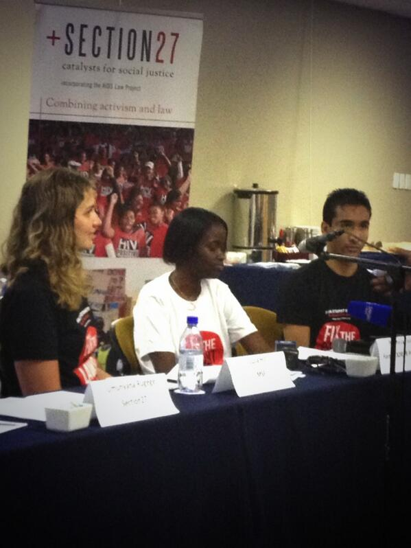 RT @MSF_southafrica: RT @FixPatentLaw: Former XDR-TB patient @Ptisile is telling her story & reminding us why we are here. #FixPatentLaw http://t.co/gqxbrkwHHr