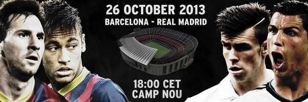 BWyxkS2CAAANmti El Clasico! Watch a Live Stream of Barcelona v Real Madrid (La Liga, October 26, 2013)