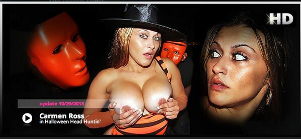 RT : What should have been doing #halloween #scaryshit see full scene now at