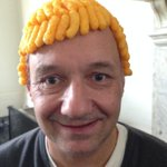 RT @RealBobMortimer: Wotsits wig for church http://t.co/ydFpzZoH4d