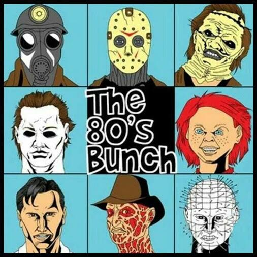 Who is your favorite from this 80's Bunch? http://t.co/cIKAJ3E2HX