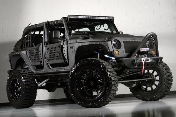 """@GodsJeep: #jeep #jeeplife http://t.co/xfr8hHbkyu"" Love this jeep"