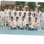 Found this very old picture of Sonnet Cricket Club...after winning a Hot Weather tournament. Can you find me here? :) http://t.co/I8MAXZiHuK