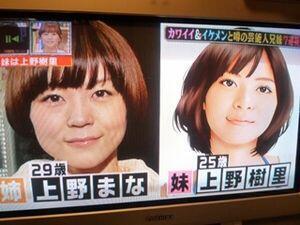 test ツイッターメディア - 上野樹里の姉 上野まな 似てると思ったらRT https://t.co/oxhUr60csV