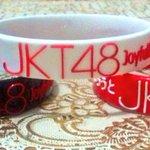 [READY STOCK] Gelang JKT48 | Harga 25rb | bahan karet (rubber) | hub 085726803784 http://t.co/5zufpFjCYt