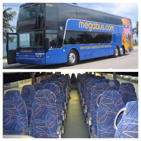 First time taking bus to SF. Only $23. It has free wifi & power outlet. It makes 7 hours ride less painful. #travel http://t.co/VuNUCRmQkd