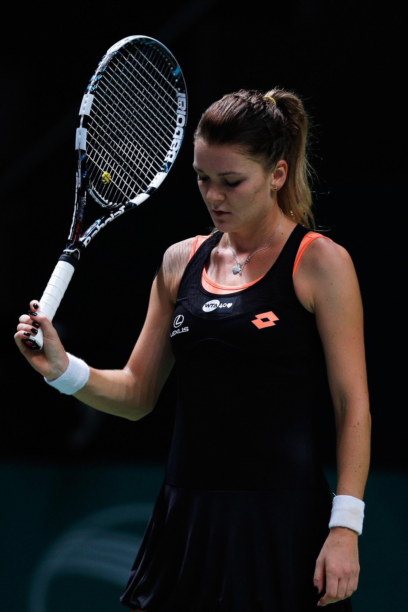 Aga Radwanska went 0-3 this week (GETTY) http://t.co/l7Fkoj6cGh