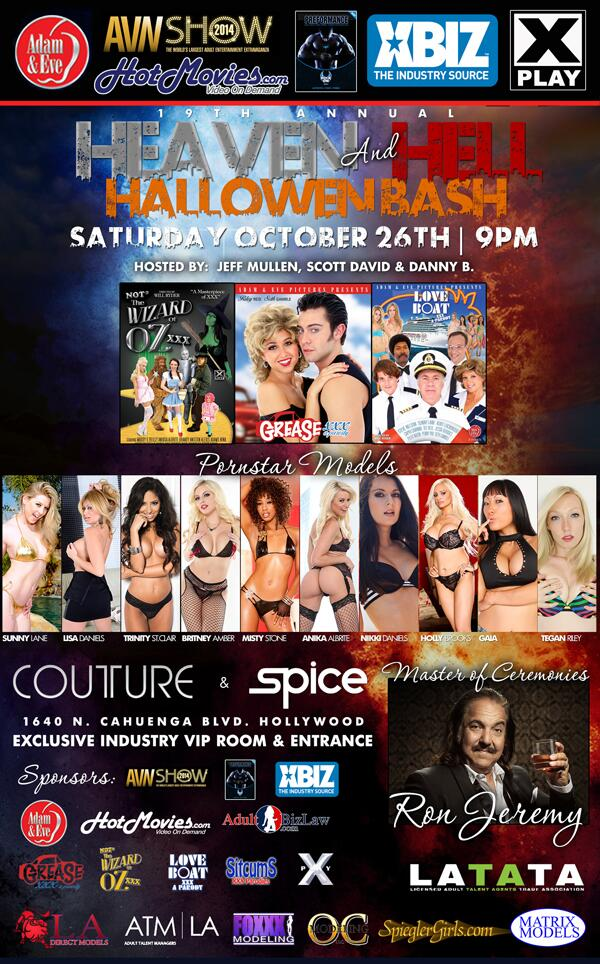 FOXXX MODELING (@FOXXXMODELING): Don't forget the best party of the year.  19th annual Halloween Bash http://t.co/F7mu1mws3Y