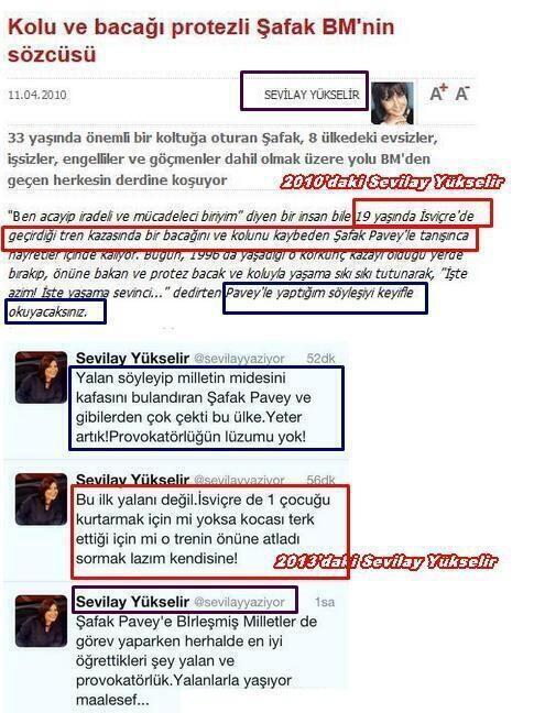 Muhalif Gazete (@muhalifgazete): İşte Sevilay Yükselir gerçeği! http://t.co/pJkZMIbfhP