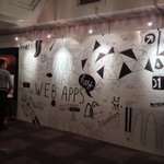RT @EventTeri: Last call for the @mediatemple graffiti wall at #FOWA! http://t.co/98cGQS88ju
