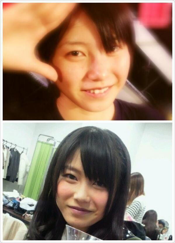 test ツイッターメディア - 【AKB48】横山由依のスッピン☆ https://t.co/xRlcJl8X65