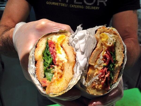 You're not dreaming - breakfast hoagies are back - all. day. long. http://t.co/9ANslVfVf3