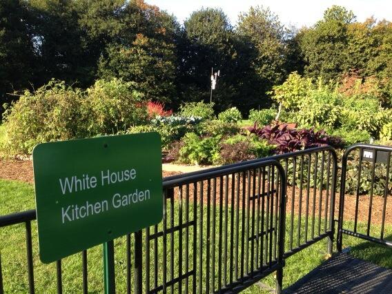 .@Flotus's Kitchen Garden #whgarden http://t.co/0RFZ22qz4k
