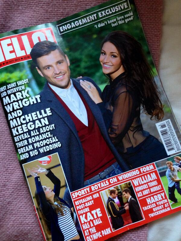RT @natdickinson: Slightly more in love with @MarkWright_ and @michkeegan after reading this week's @hellomag #toocute http://t.co/9CoasTR6fz